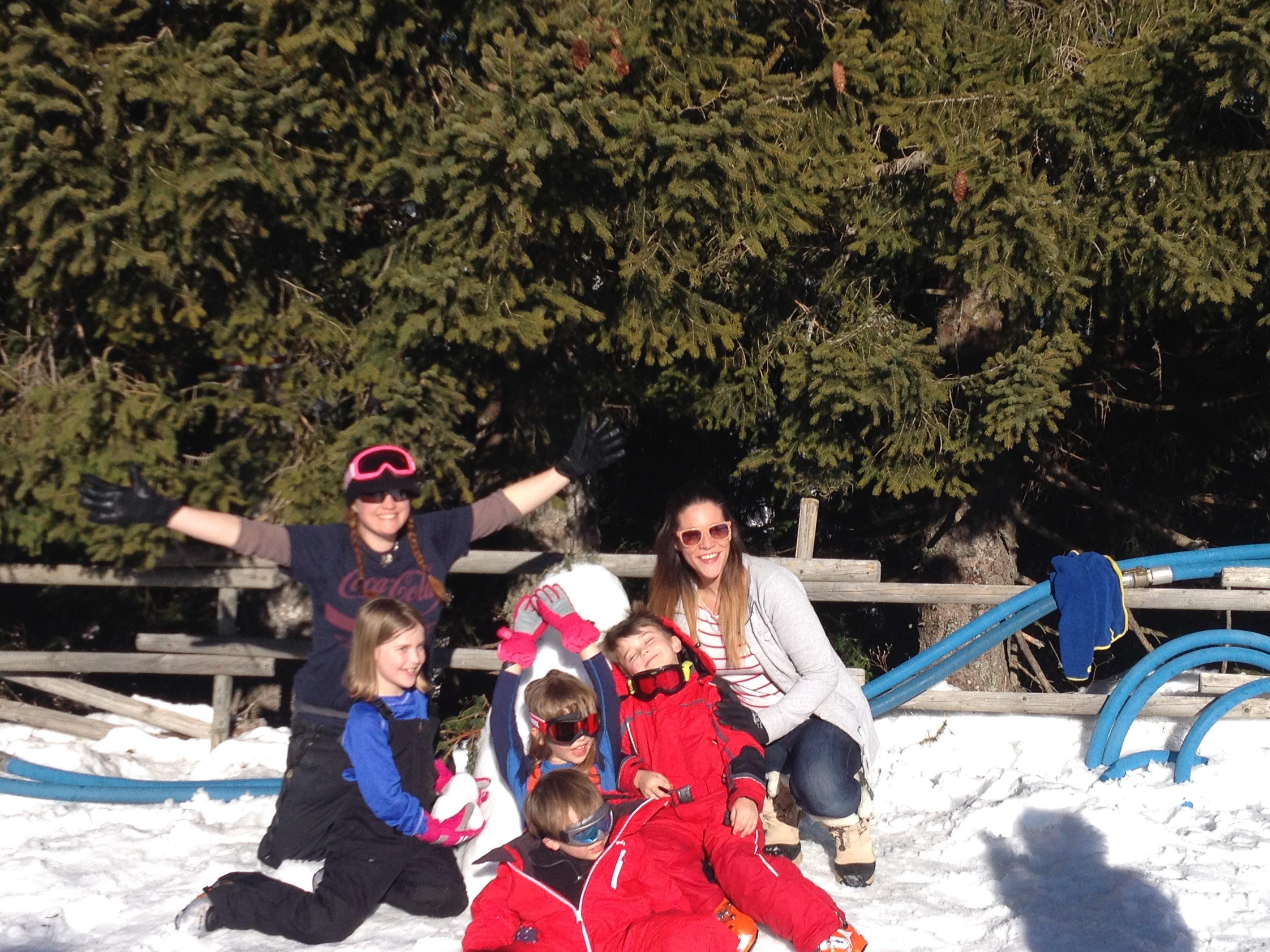 Ski Nanny Morzine