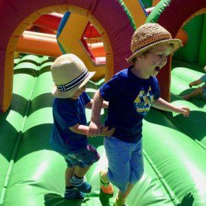 Summer childcare Les Gets Alpine Resort Nannies